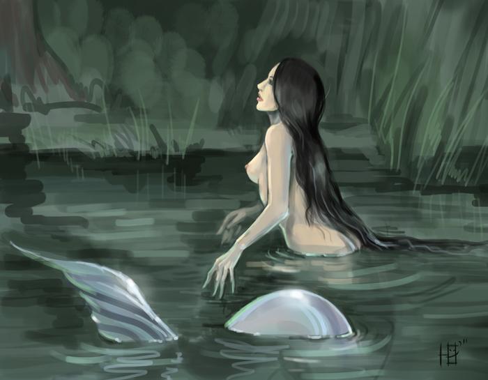 Mermaid by Carhven