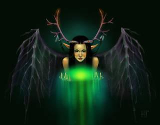 Forest Spirit by Carhven