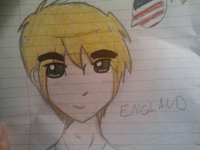 England by ancientkitsunegoddes