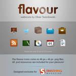 flavour webicons - preview -