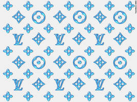 Louis Vuitton - OS X Wallpaper by twinware