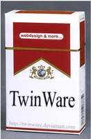 TwinID for smokers by twinware