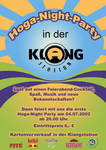 Hoga-Night-Party Flyer front