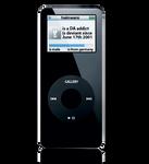 iPod nano DevID