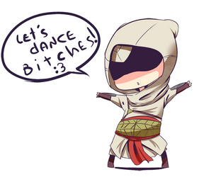 Dancing Altair by RaynerAlencar