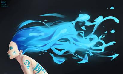 Amaterasu by RaynerAlencar