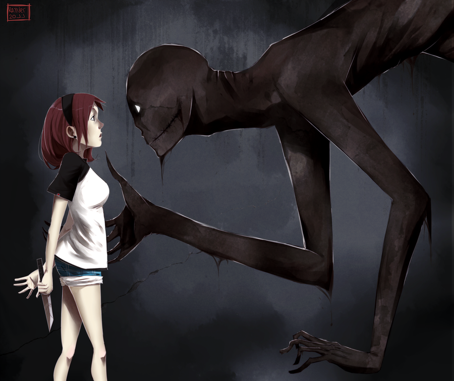 Slenderman by RaynerAlencar