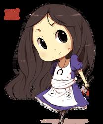 Alice by RaynerAlencar