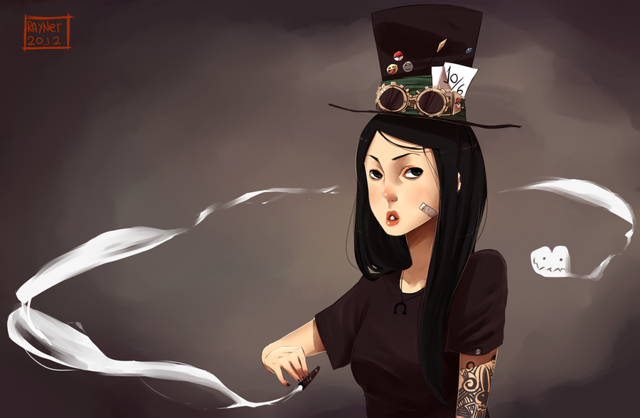 Alice by *Rayn3r
