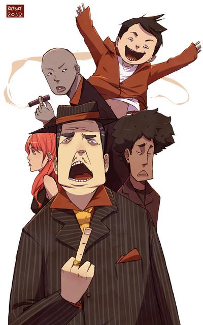 Mafia by RaynerAlencar