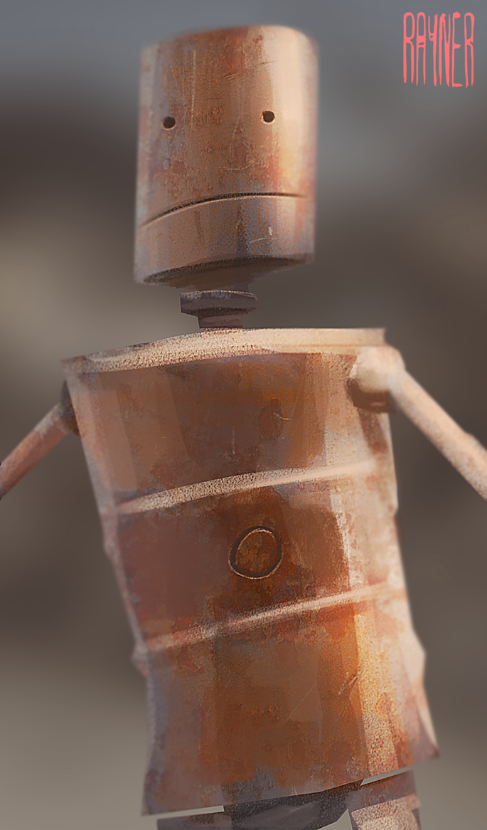 Tin Man by RaynerAlencar