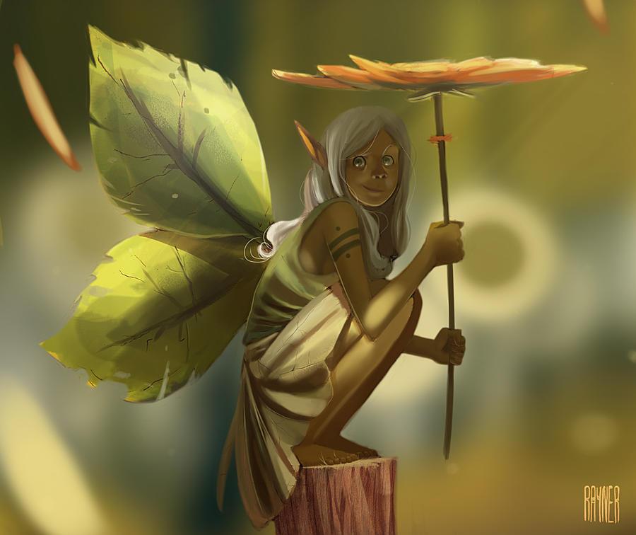 Fairy Tale by RaynerAlencar