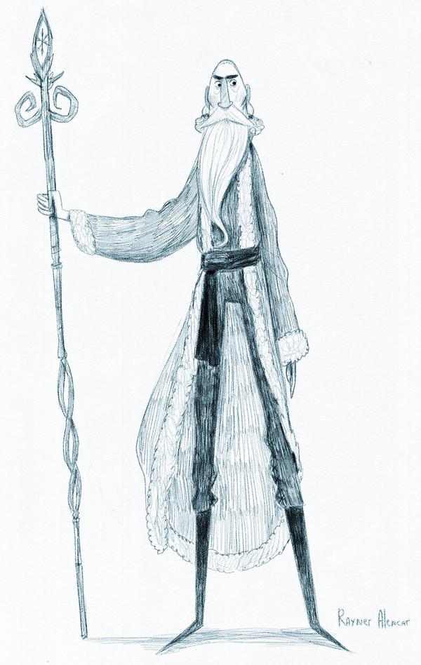 Ded Moroz by RaynerAlencar