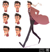 Mr. Ious by RaynerAlencar