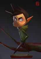 Little Elf by RaynerAlencar