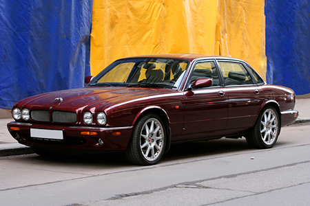 Jaguar Daimler by Adisson