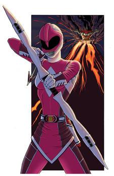 Pink Ranger Mighty Morphin