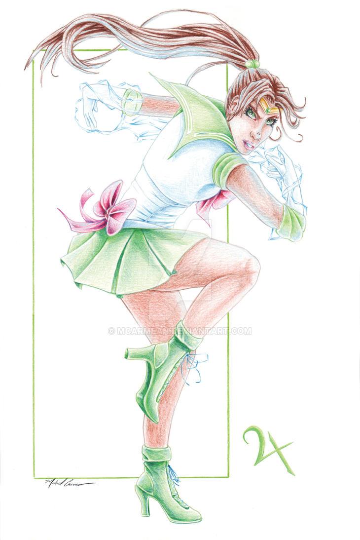 Sailor Jupiter by MCarmean