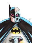HARDC Batman BAS