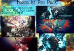 1st PSD Pack!