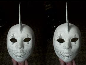Murloc Mask by CorbeauBleu