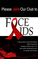 Face Aids Flyer by streetbaling247