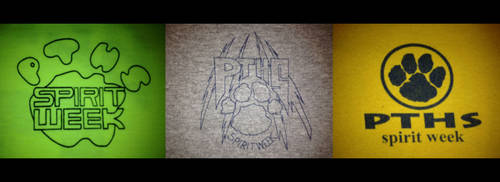PTHS Spirit Week Logo by streetbaling247
