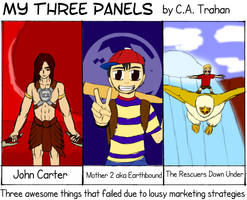 My Three Panels 7