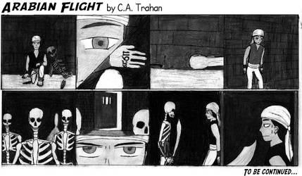 Arabian Flight part 1