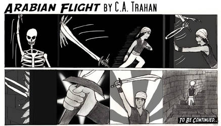 Arabian Flight #2