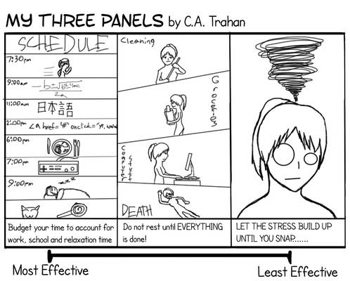 My Three Panels 12