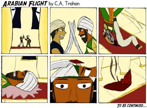 Arabian Flight Part 4
