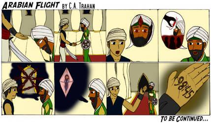 Arabian Flight Part 5