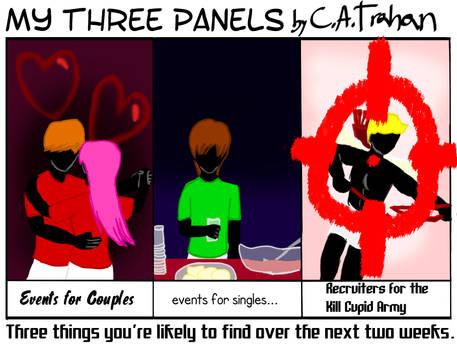 My Three Panels 14