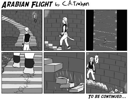 Arabian Flight part 6