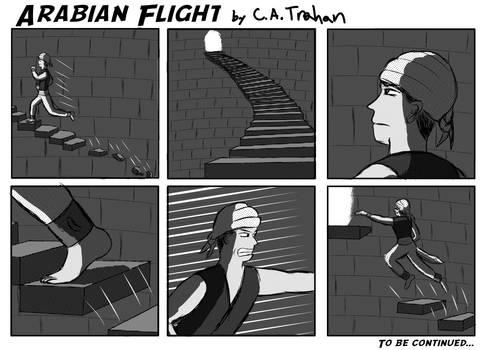 Arabian Flight part 7