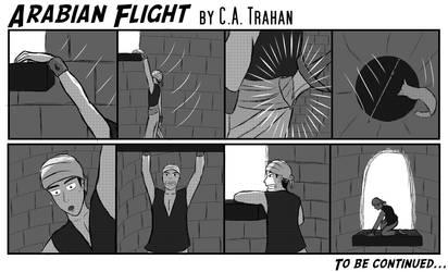 Arabian Flight part 8