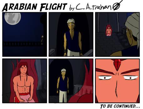 Arabian Flight Part 9