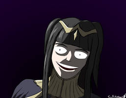 Overly Attached Tharja