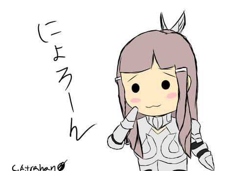 Nyoron Sumia-san