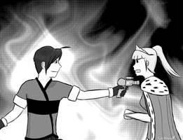 Cornered! Empress Northiana vs Rebel Leader Cloud!