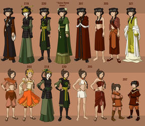 TyLee and Mai's Wardrobe by DressUp-Avatar