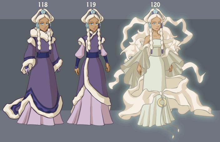 Yue's Wardrobe by DressUp-Avatar on DeviantArt