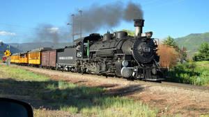 classic image of steam by CharukuNova