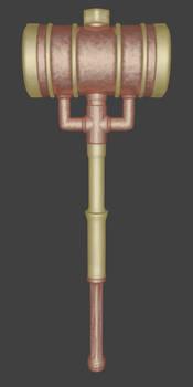 Steampunk Mallet