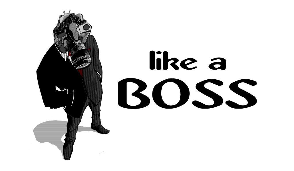 Like A Boss By Daandric