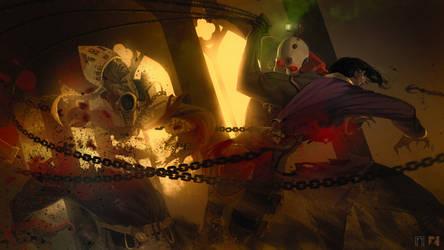 Eversor Temple Assassin ver2