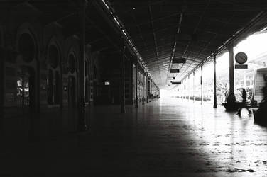 Sirkeci Train Station by mahmuthoca