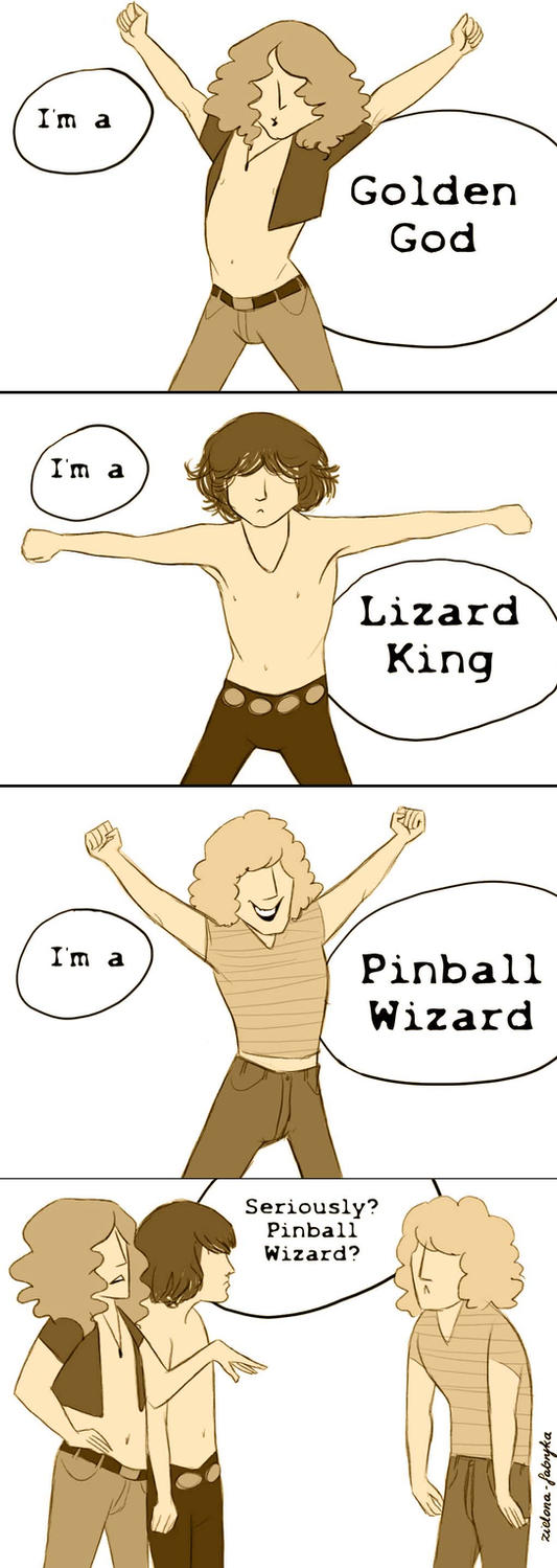 Pinball Wizard by zielona-fabryka