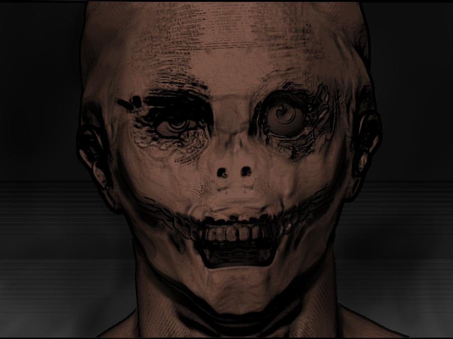 zombie by KaueDalcin